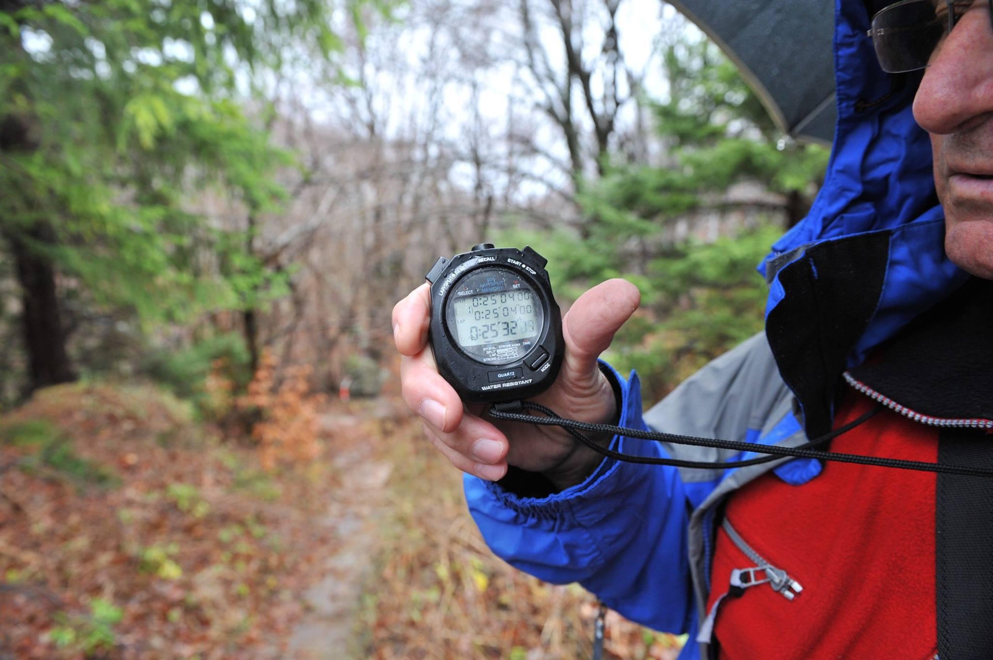 2015 – Рекорд за изкачване на Хайдушката пътека